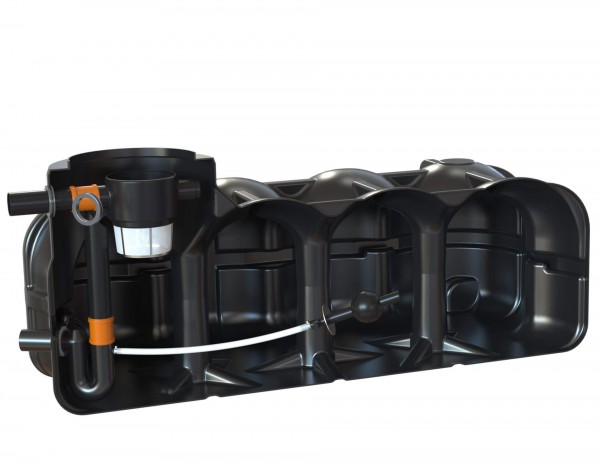 Retentionszisterne Flachtank 5000 Liter