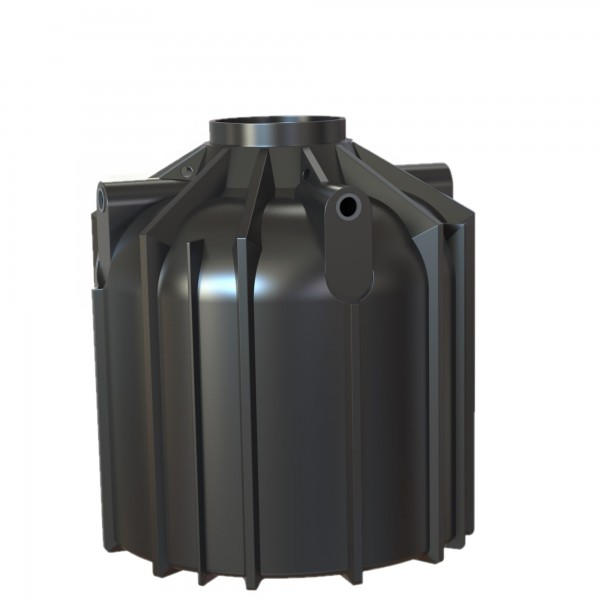 Zisterne 8.300 Liter inkl. Anschlüsse