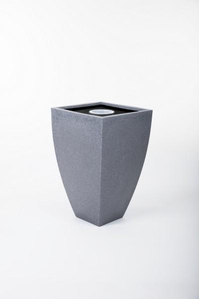 Regentonne Atlantis Granit Grau - ohne Zubehör
