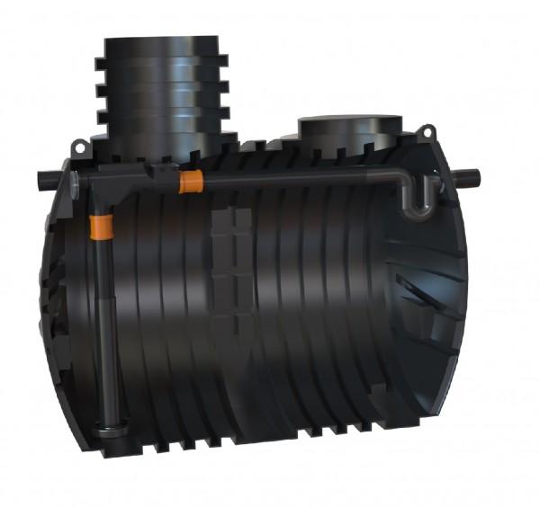 Hauswasseranlage Ecoline 5000 L mit Wechselsprungfilter