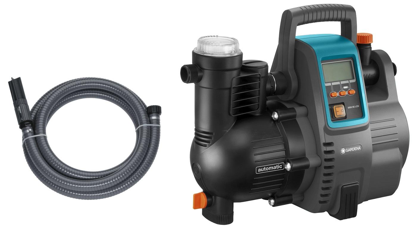 ThinTank passende Saugpumpe zur Wasserentnahme
