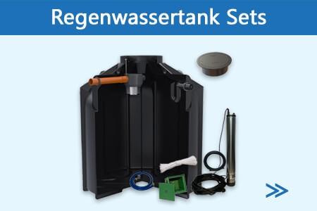 Kategorie Regenwassertank Sets
