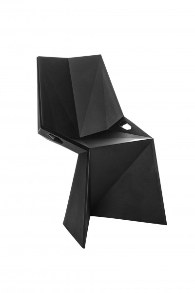 Loungemöbel aus Kunststoff Stapelstuhl Crypto