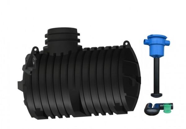 Hauswasseranlage 3.300 Liter Eco-Line